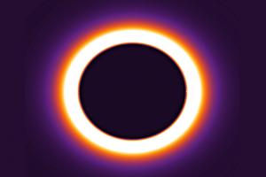 Путешествующие черные дыры усилили электромагнитные волны