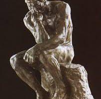 В Лувре Абу-Даби представили статую Огюста Родена «Мыслитель»