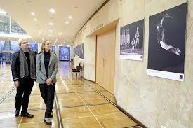 Фотовыставка «Марис Лиепа. С любовью» открылась Кремлевском дворце