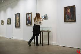 Во Владимире представили выставку Петра Зиновьева