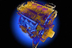 Двигатель автомобиля Aurus переделали в авиационный