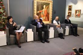 Во Владивостоке открылась выставка «Государи и государыни – венценосные покровители искусств»