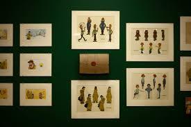 Выставка «Эдуард Успенский. Наше детство» открылась в Музее истории российской литературы