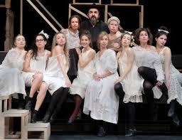 «Блаженный остров» — премьера в театре Et Сetera