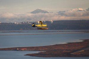 Канадцы испытали первый в мире электрифицированный гидросамолет