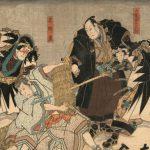 Выставка японской гравюры «47 ронинов. Легенда как искусство» открывается в Музее Востока