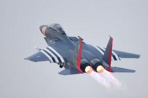 ВВС США получат тяжеловооруженную версию истребителя F-15