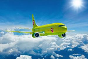S7 Airlines повезет туристов из Новосибирска в Израиль