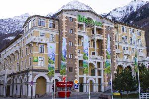 На Курорте Красная Поляна открылся первый в России дизайнерский отель ibis Styles