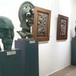 В Волгограде проходит выставка работ скульптора Сергея Щербакова