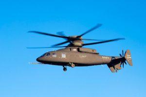 Американский скоростной многоцелевой вертолет разогнался быстрее 100 узлов
