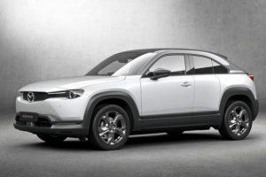 Mazda ограничила мощность своего первого электромобиля