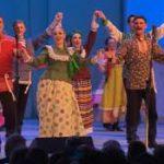 Оренбургский русский народный хор выступил в Концертном зале имени Чайковского