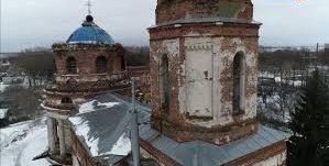 Христорождественский храм в Рязани нуждается в срочной реставрации