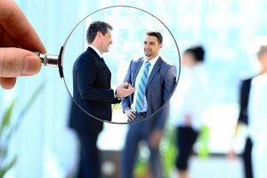 Проверка бизнес-партнеров