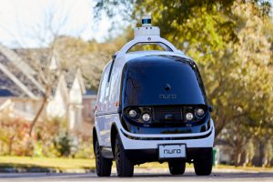 В США беспилотному автомобилю впервые разрешили избавиться от боковых зеркал