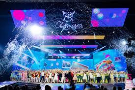 Благотворительный фестиваль детского танца «Светлана» прошел в Москве