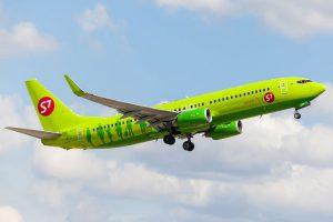 S7 начнет летать из Москвы в Ульяновск