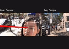 Смартфон определил интересующие пользователя объекты по взгляду
