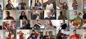 Симфоническая поэма «Ухань», рецепты от Клода Моне и цветы онлайн: солидарность и юмор в борьбе против коронавируса