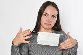 Разрабатывается способ дезинфекции респираторных масок