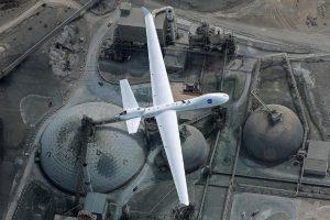 Сертифицируемый ударный беспилотник испытали в общем воздушном пространстве