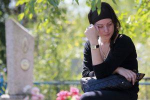 Смерть мужа — как пережить смерть любимого человека?