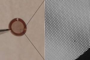 Графеновый солнечный парус взлетел при помощи лазера