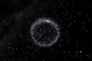 Космический мусор предложили побороть орбитальными налогами