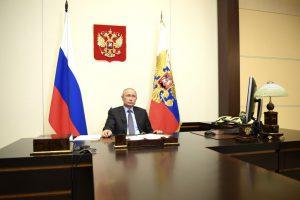 Путин: развитие внутреннего туризма в России необходимо ускорить