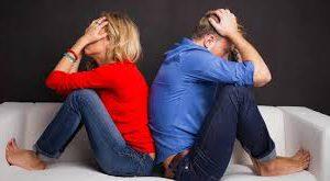 Работа мозга указала на тяжесть депрессивных симптомов при расставании