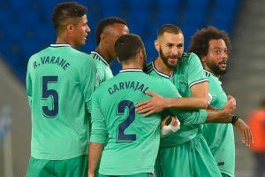«Реал» вышел на первое место в Примере