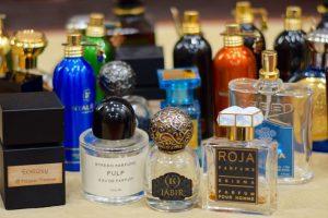 Нишевая парфюмерия — история для избранных