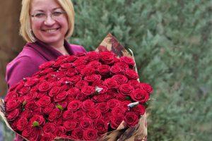 Букеты от доставки цветов ко Дню матери от магазина Bflorist.ru