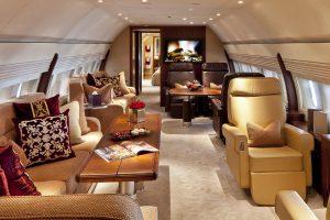 Аренда самолета: нормальная часть бизнеса и отдыха