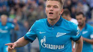 Шатов стал игроком «Рубина»