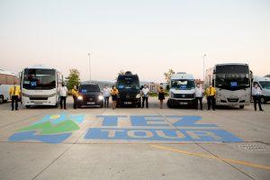 TEZ TOUR полетел в Турцию из Украины и Белоруссии