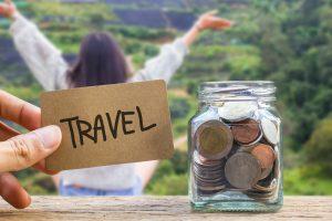 40% туристов не готовы тратиться на поездки за границу
