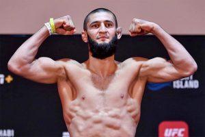 Боец Чимаев выиграл второй бой в UFC за 10 дней