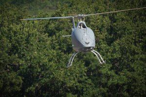 Европейский флотский беспилотный вертолет совершил первый свободный полет