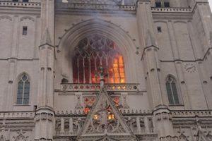 На восстановление органа в Нанте объявлен сбор пожертвований