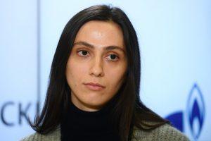 Ласицкене может уйти из сборной России