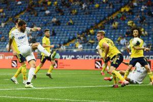 «Ростов» вырвал ничью в матче с «Краснодаром» на 102-й минуте