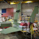 ВВС США получат тяжеловооруженную версию истребителя F-15 в 2022 году