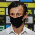"""Сергей Семак заявил, что """"Зенит"""" заслуженно стал чемпионом"""