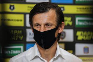 Сергей Семак заявил, что «Зенит» заслуженно стал чемпионом