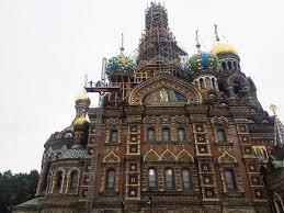 В Петербурге возобновилась реставрация храма Спаса на Крови