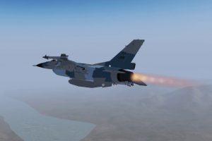 Искусственный интеллект примет виртуальный воздушный бой с реальным пилотом