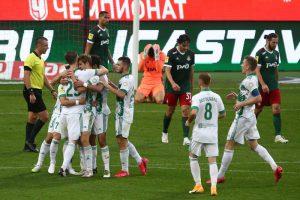 «Локомотив» проиграл «Ахмату» в матче РПЛ