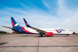 AZUR air начинает полеты в Турцию с 10 августа